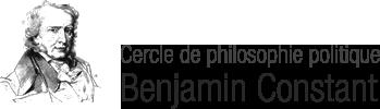 Cercle de philosophie politique Benjamin Constant